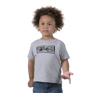 Rebelión subterráneo del golf del disco del TC Camiseta
