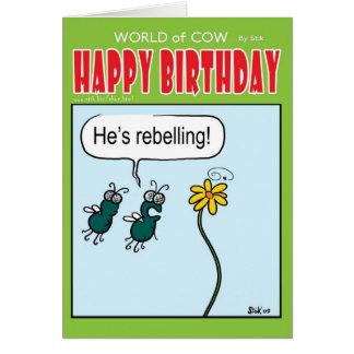 Rebellion Card