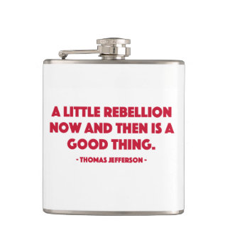 Rebellion Flask