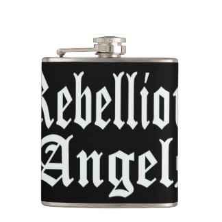 REBELLIOUS ANGELS FLASK
