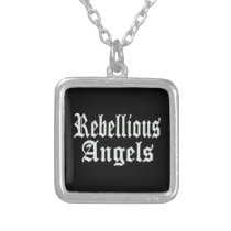 Rebellious Angels Necklace