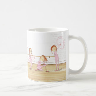 Rebellious Ballerina Coffee Mug