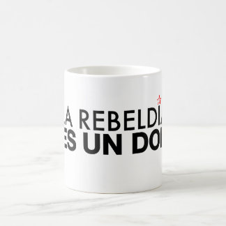 """""""REBELLIOUS """" cup"""