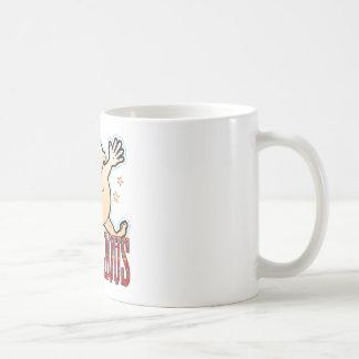 Rebellious Fat Man Coffee Mug