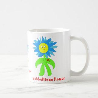 Rebellious Flower Coffee Mug