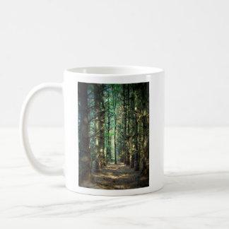 Rebellious Tree Photo Coffee Mug
