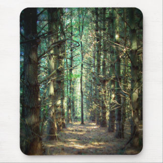 Rebellious Tree Photo Mouse Pad