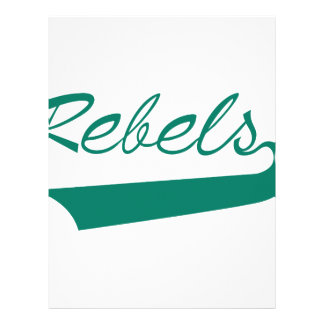 Rebels Letterhead