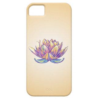 Rebirth Lotus iPhone Case Gold