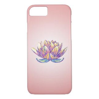 Rebirth Lotus iPhone Case Pink