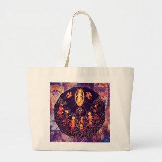 Rebirth of Venus 2.0 Jumbo Tote Bag