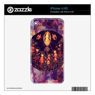 Rebirth of Venus 2.0 Decal For The iPhone 4S