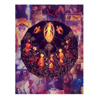 Rebirth of Venus 2.0 Postcard