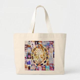 Rebirth of Venus Jumbo Tote Bag