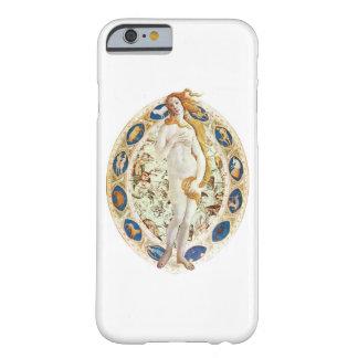 Rebirth of Venus iPhone case