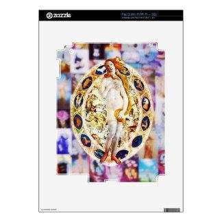 Rebirth of Venus iPad 2 Skin