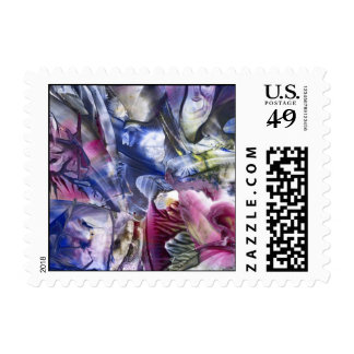 'Rebirth' Postage Stamp