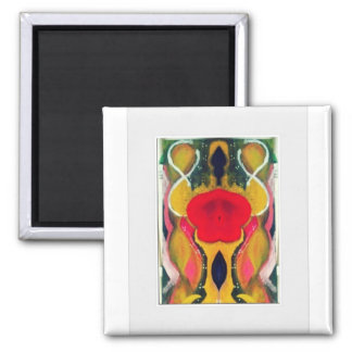 Rebirth Victorious Ones 2 Inch Square Magnet
