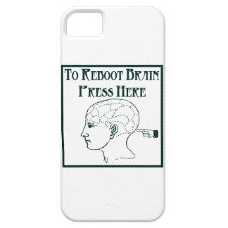 Reboot Brain iPhone SE/5/5s Case