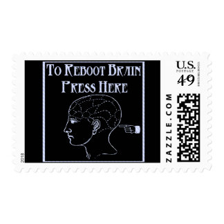 Reboot Brain Postage