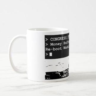 Reboot Washington Coffee Mug