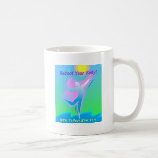 ReBoot Your Body! Products Coffee Mug