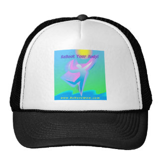 ReBoot Your Body! Products Trucker Hat