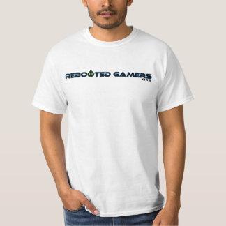 Rebooted Gamers.org tee