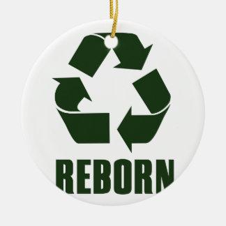 Reborn Ceramic Ornament