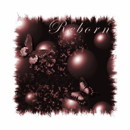 Reborn Christmas Magnet