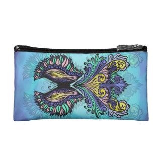 Reborn - Dark, bohemian, spirituality Cosmetic Bag