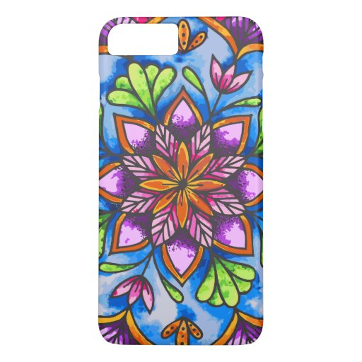 Reborn Mandala iPhone 8 Plus/7 Plus Case