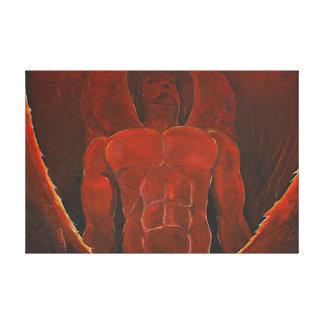 Reborn, The Resurrection Gallery Wrap Canvas