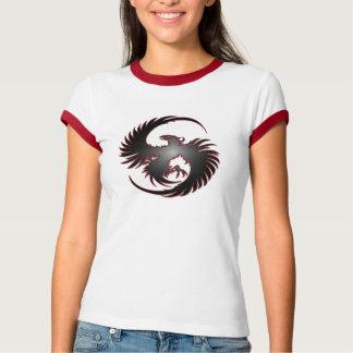 Reborn Women's Ringer T Tshirts