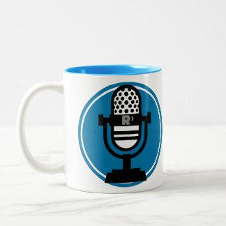 Rebote que hace un podcast la taza
