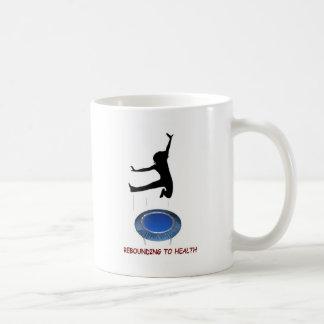 Rebounding (female) coffee mug