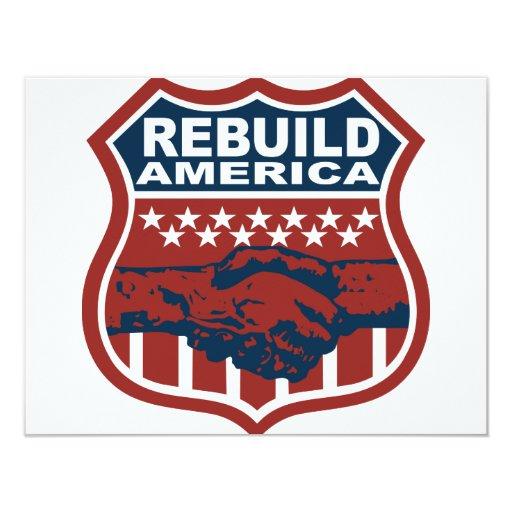 REBUILD AMERICA CARD