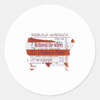ReBuild America Sticker