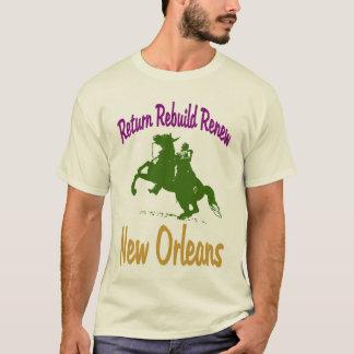 Rebuild New orleans T-Shirt