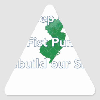 Rebuild the Jersey Shore Sticker