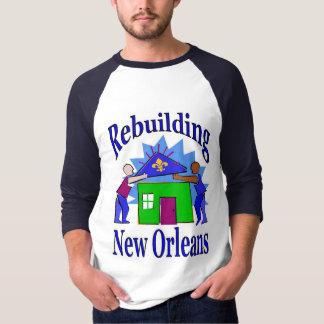 Rebuilding New Orleans Together T-Shirt