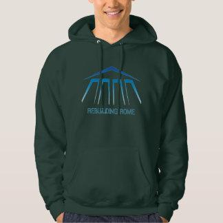 Rebuilding Rome Basic Hooded Sweatshirt