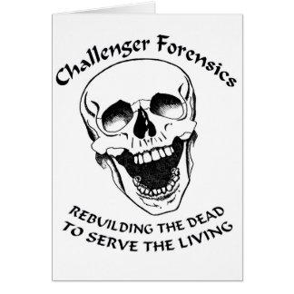 Rebuilding The Dead Card