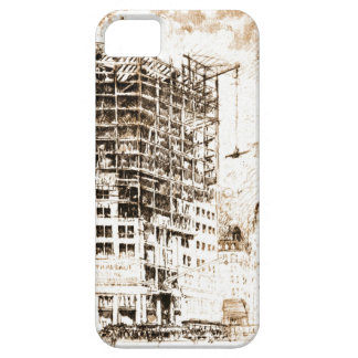 Rebuilding the Fifth Avenue 1908 iPhone SE/5/5s Case