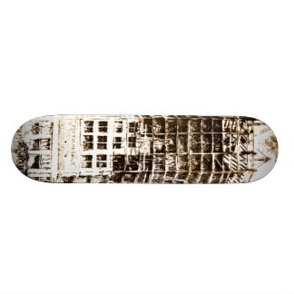 Rebuilding the Fifth Avenue 1908 Skate Board