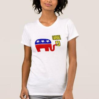 Rebuplican Government Shutdown 2011 Shirts