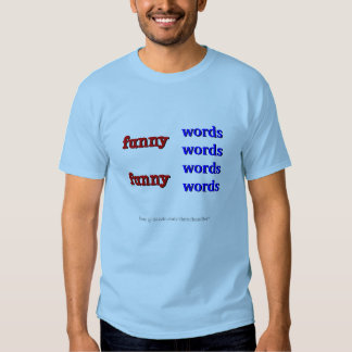 Rebus #3 shirt