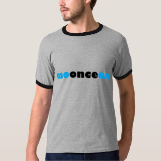 Rebus Puzzle: Once in a Blue Moon T Shirt