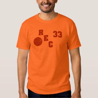 Rec 33 t-shirt