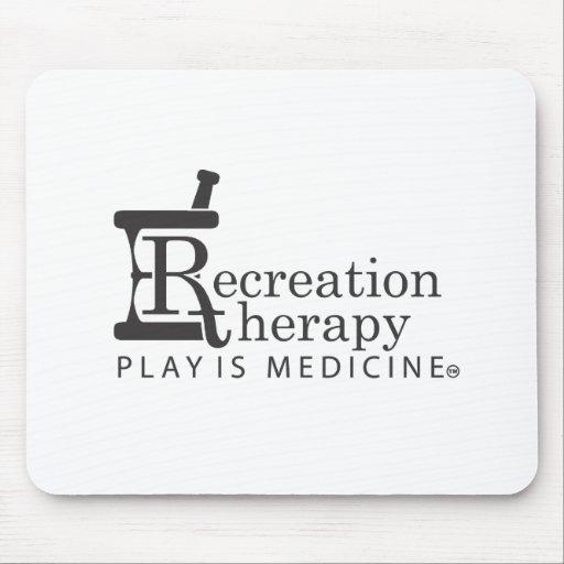 Rec. Engranaje de la terapia Mousepad
